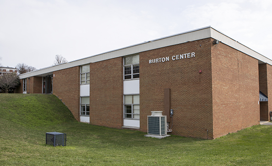 Burton Center for Arts & Technology