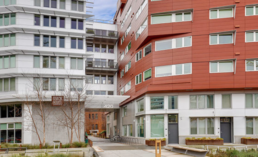 CS Stack House Apartments