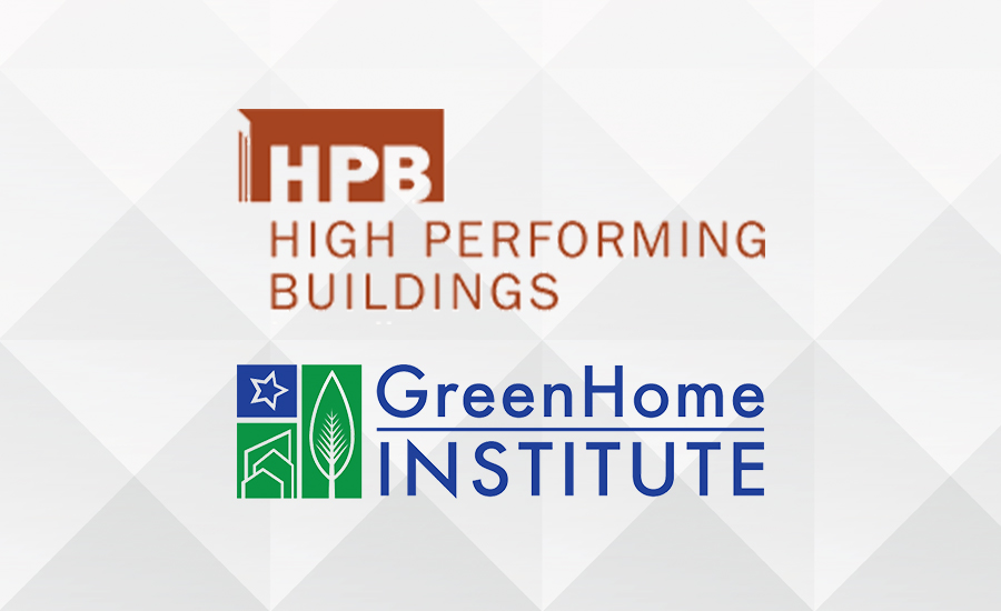 High Performance Buildings and Green Home Institute