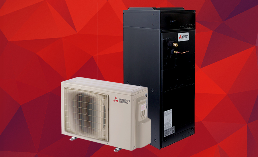 SVZ Air Handler and SUZ Outdoor Unit