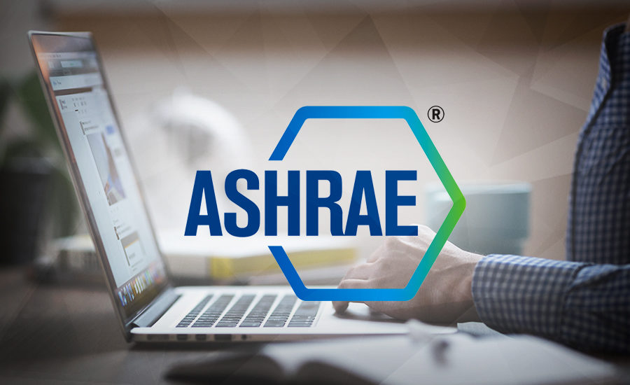 tomorrow listen to the ASHRAE webinar