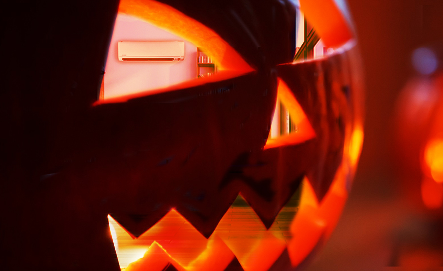 Leave the Spooking to Ghosts and Ghouls, Not Your HVAC System