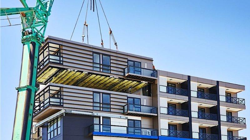 HVAC's Place in the Rise of Modular Construction