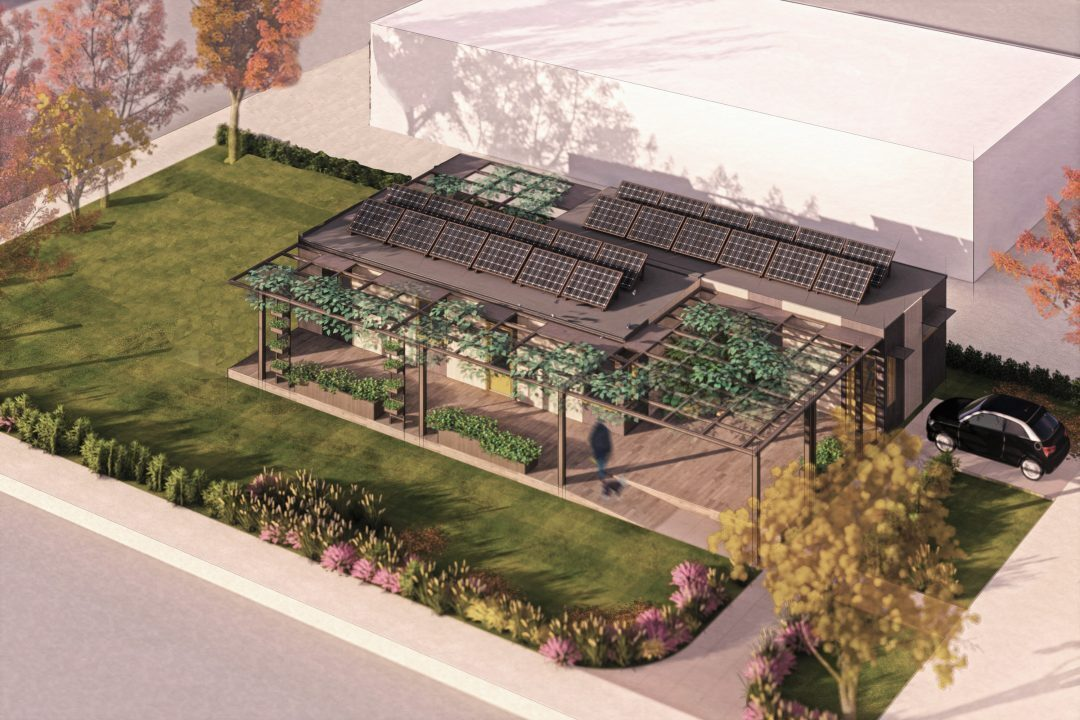 Mitsubishi Electric System Featured in Solar Decathlon Build Challenge