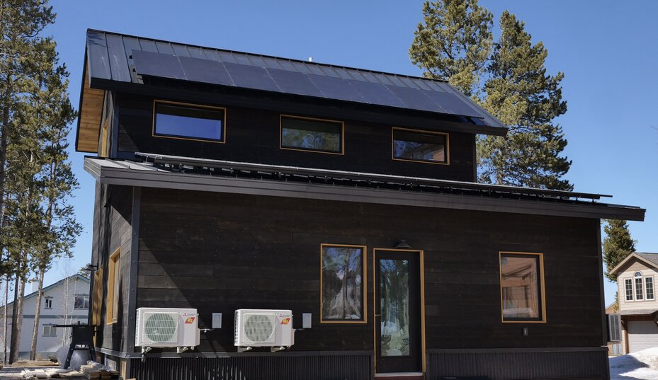 Solar Decathlon SPARC House